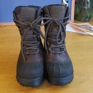 """LL Bean Women's 8"""" Thinsulate Ultra Boots"""